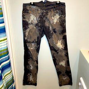 Vintage Diesel Jeans - distressed skinny leg